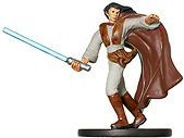 Universe Star Wars Miniatures 56 - Young Jedi Knight [Universe]