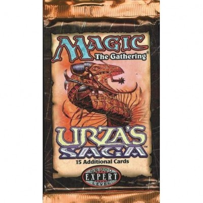 Boosters Magic the Gathering Epopée D'urza