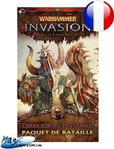 Warhammer Invasion Autres jeux de cartes Cycle Ennemi - Derricksburg en Flammes