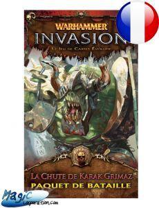 Warhammer Invasion Autres jeux de cartes Cycle Ennemi - La Chute de Karak Grimaz