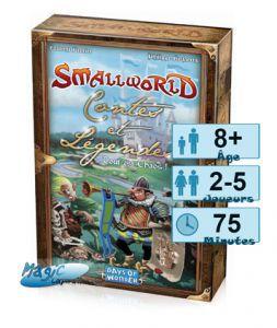 Smallworld Jeux de Plateau Smallworld - Contes Et Légendes