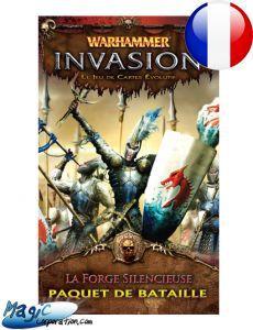 Warhammer Invasion Autres jeux de cartes Cycle Ennemi - La Forge Silencieuse