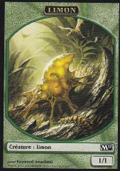 Tokens Magic Magic the Gathering Token/Jeton - Magic 2011 - 06/06 Limon (1/1)