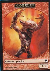 Tokens Magic Magic the Gathering Token/Jeton - Cicatrices De Mirrodin - Gobelin