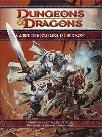 Nouveauté JdR Jeux de rôle Dungeons & Dragons 4 - Guide des Joueurs d'Eberron