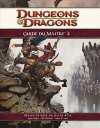 Nouveauté JdR Dungeons & Dragons 4 - Guide du Maître 2