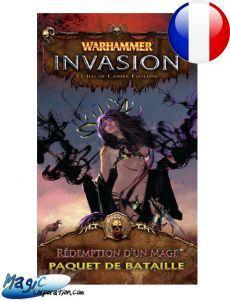 Warhammer Invasion Autres jeux de cartes Cycle Ennemi - Rédemption d'un Mage