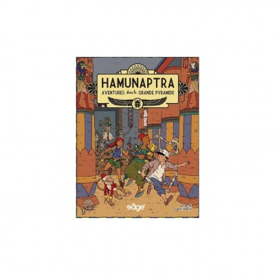 Autres jeux de plateau Hamunaptra