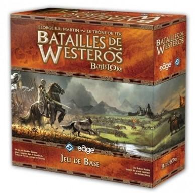 Thème : Médiéval Jeux de Plateau Batailles de Westeros (Game of Thrones)