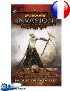 Warhammer Invasion Autres jeux de cartes Cycle Ennemi - La Quatrième Pierre Gardienne