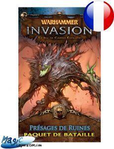 Warhammer Invasion Autres jeux de cartes Cycle de Morrslieb - Présages de Ruines