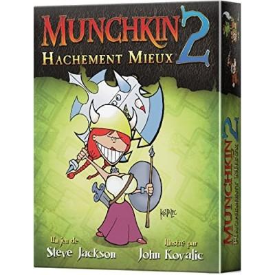 Munchkin Munchkin - 2 - Hachement mieux