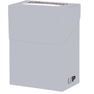 Boites de Rangements Accessoires Pour Cartes Deck Box Ultra Pro Polydeck - Blanc