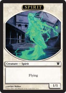 Tokens Magic Token/Jeton - Innistrad - Esprit