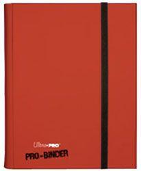Classeurs et Portfolios  A4 Pro-Binder - Rouge