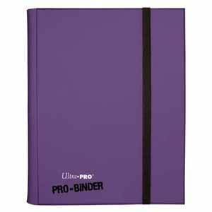 Portfolios  A4 Pro-Binder - Violet