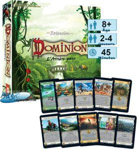 Dominion Jeux de Plateau Dominion 7 - L'arrière Pays
