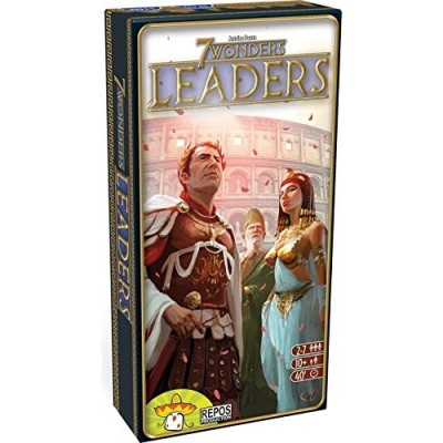 7 Wonders Jeux de Plateau 7 Wonders - Leaders