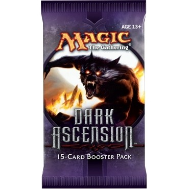 Boosters Dark Ascension - DKA - Booster de 15 cartes Magic - (EN ANGLAIS)