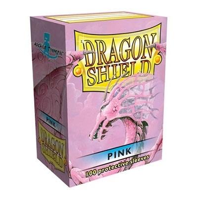 Protèges Cartes 100 pochettes - Classic - Pink