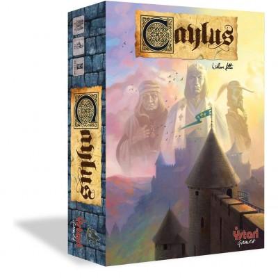 Thème : Médiéval Jeux de Plateau Caylus