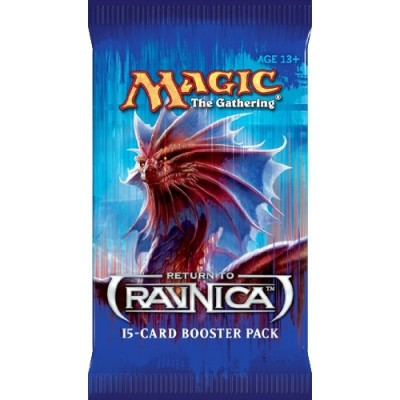 Boosters Return to Ravnica