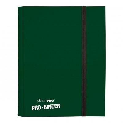Classeurs et Portfolios Accessoires Pour Cartes Portfolio Ultra Pro - A4 Classeur Pro-Binder - Vert Foncé - ACC