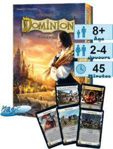 Dominion Jeux de Plateau Dominion 6 - Abondance