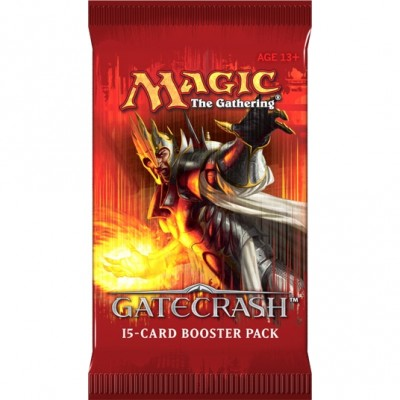 Boosters Magic the Gathering Gatecrash - GTC - Booster de 15 cartes Magic