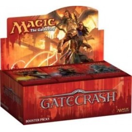 Boites de Boosters Magic the Gathering Gatecrash / Insurrection - Boite de 36 boosters Magic - (EN ANGLAIS)