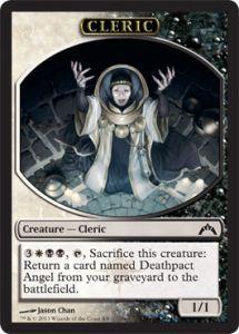 Token Magic Token/Jeton - insurrection - Clerc