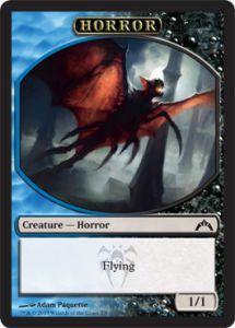 Token Magic Magic the Gathering Token/Jeton - Insurrection - Horreur