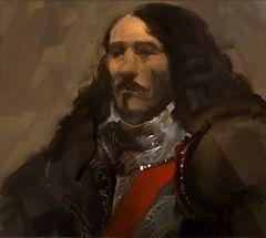 Pirates of the Crimson Coast Pirates 084 - Amiral Stephan Dupuy (Crew) - Pirates of the Crimson Coast