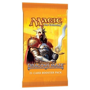 Booster Magic the Gathering Dragon's Maze - DGM - Booster de 15 cartes Magic
