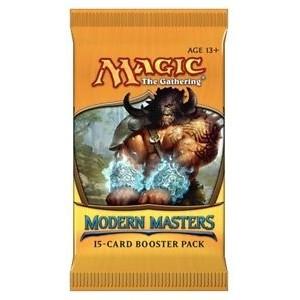 Boosters Modern Masters 2013 - MMA - Booster de 15 cartes Magic