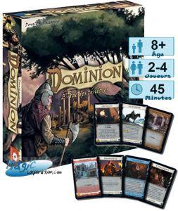 Dominion Jeux de Plateau Dominion 8 - L'Âge Des Ténèbres