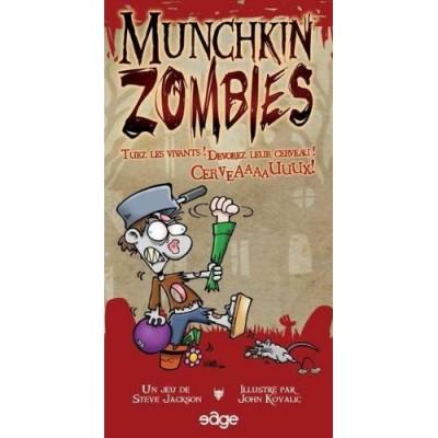 Munchkin Petits Jeux Munchkin - Zombies