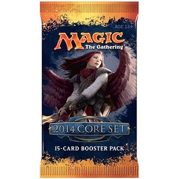 Boosters Magic the Gathering Magic 2014 - M24 - Booster de 15 cartes Magic