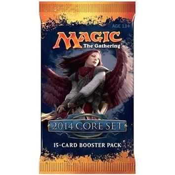 Boosters Magic the Gathering Magic 2014 - M24 - Booster de 15 cartes Magic