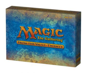 Coffret Magic the Gathering From the Vault: Twenty