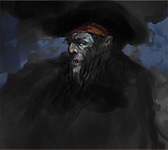 Pirates of the Crimson Coast Pirates 026 - El Phantasma (Crew) - Pirates of the Crimson Coast