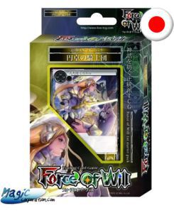 Starters Force of Will Force of Will Starter Deck - Lumiere - Knights Of The Round Table