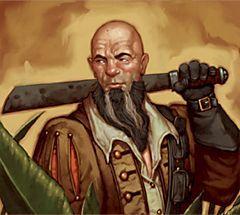 Pirates of the Crimson Coast 109 - Explorer (Treasure) - Pirates of the Crimson Coast