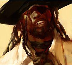 Pirates of the Crimson Coast Pirates 024 - Havana Black (Crew) - Pirates of the Crimson Coast
