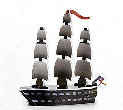 Pirates of the Crimson Coast Pirates 035 - HMS Ajax (Ship) - Pirates of the Crimson Coast