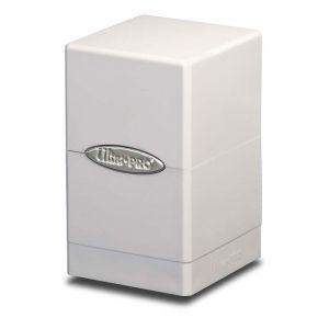 Boites de Rangements Accessoires Pour Cartes Satin Tower - Blanc