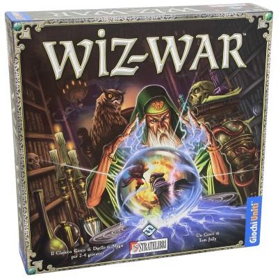Thème : Médiéval Jeux de Plateau Wiz-War