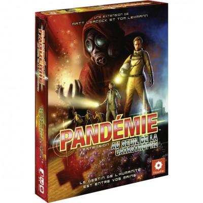 Autres jeux de plateau Pandémic - Au seuil de la catastrophe