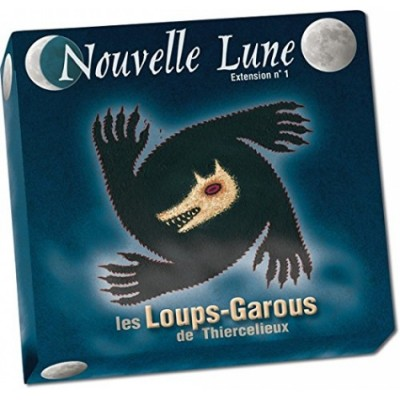 Loups-Garous Petits Jeux Loups-garous - Nouvelle Lune