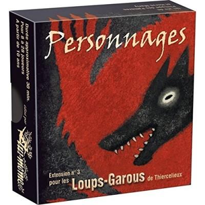 Loups-Garous Petits Jeux Loups-garous - Personnages